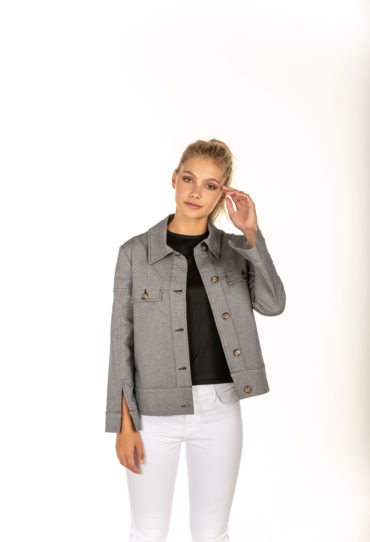 Delwood blouson Lunatisme printemps 2020 face