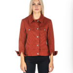 Delwood blouson Lunatisme printemps 2020 rouge
